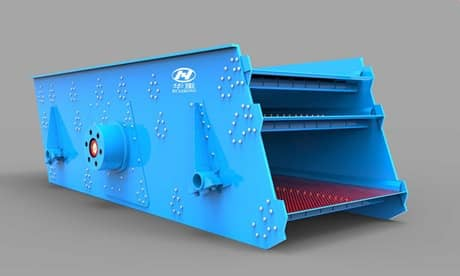 YKR Series Vibrating Screen