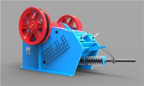 PEY Series Hydraulic Protection Jaw Crusher