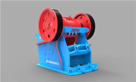 ASJ-E Series Jaw Crusher