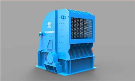 PFQ Series Vortex Strong Impact Crusher