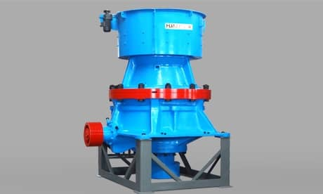 AF Series Hydraulic Cone Crusher(Sino-Japanese Cooperation)