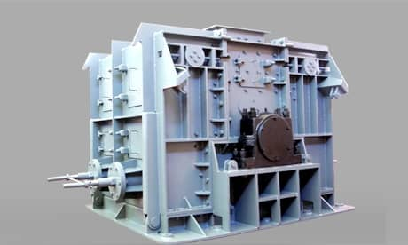 PFCK Series Reversible Impact Hammer Crusher