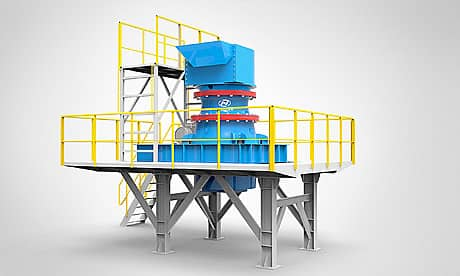 MC Series Cone Crusher Modular Crushing Plant