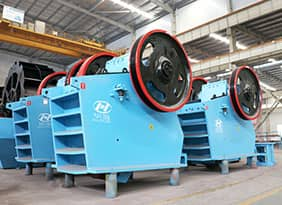 C Series Jaw Crusher