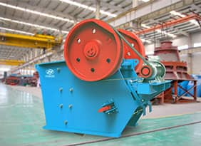 ASD Series Jaw Crusher