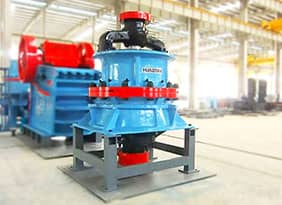 DHGY Series Hydraulic Cone Crusher