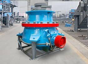 GPY High-Efficient Hydraulic Cone Crusher
