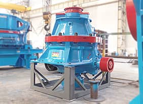 AF Series Hydraulic Cone Crusher