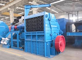 PFY Series Hard Rock Impact Crusher