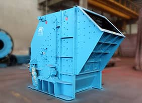 BP Coarse Impact Crusher