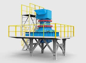 Modularized Cone Crushing Plant