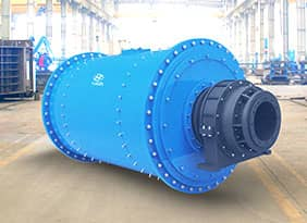 Energy-efficient Ball Mill