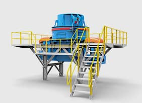 Modularized Sand Making Plant