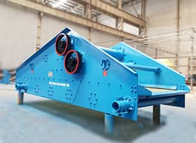ZKR Series Vibrating Screen