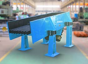 GZD Series Vibrating Feeder