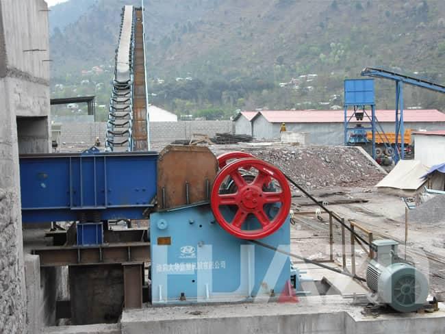 Luoyang Dahua Maquinaria Pesada S.L.