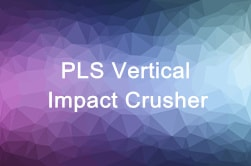 pls impact crusher