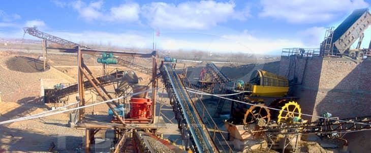 stone quarry crusher machine