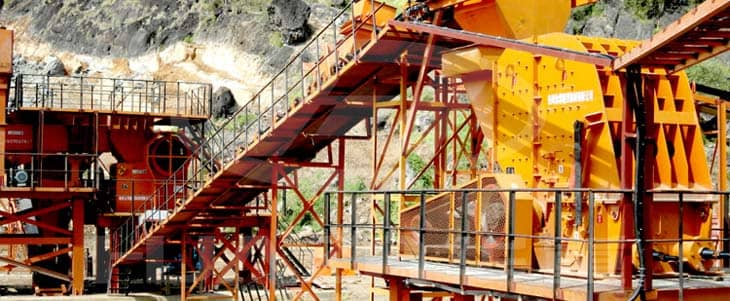 crusher production