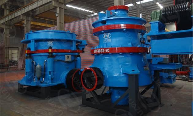 hpy hydraulic cone crusher