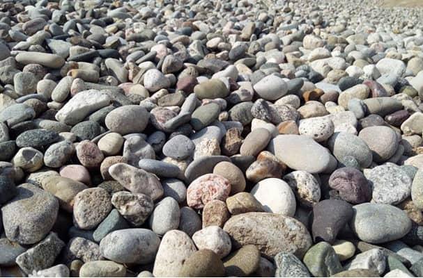cobble crushing