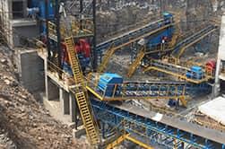limestone production line