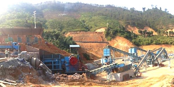 aggregates production
