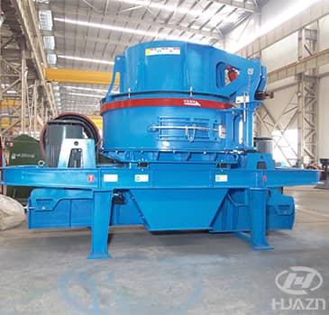 pls sand making machine
