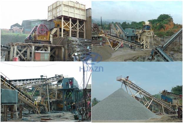 aggregates crusher