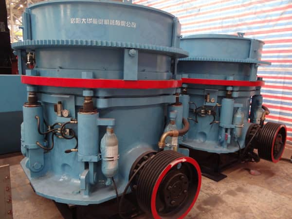 hpy hydraulic cone crusher