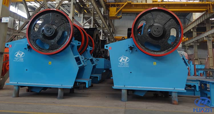 jaw crusher supplier