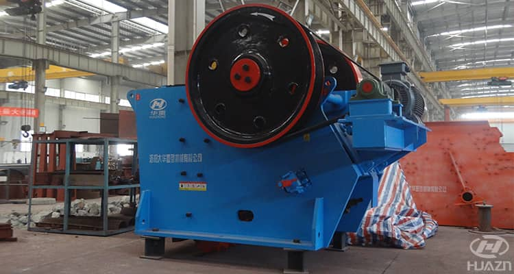 jc jaw crusher