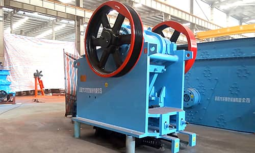 dhks jaw crusher