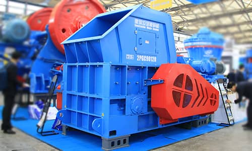 2pgc construction waste crusher