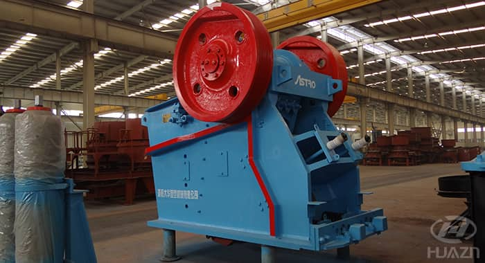 asj-e jaw crusher 2
