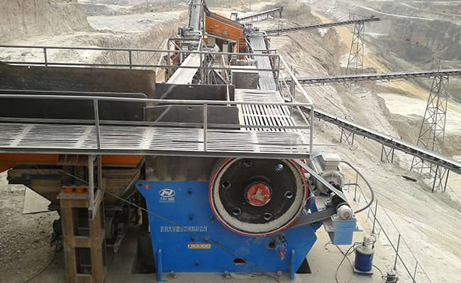 jaw crusher application