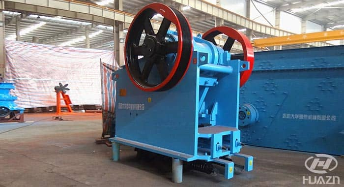 dhks jaw crusher 1