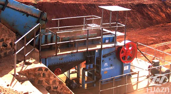 DHKS jaw crusher application 2