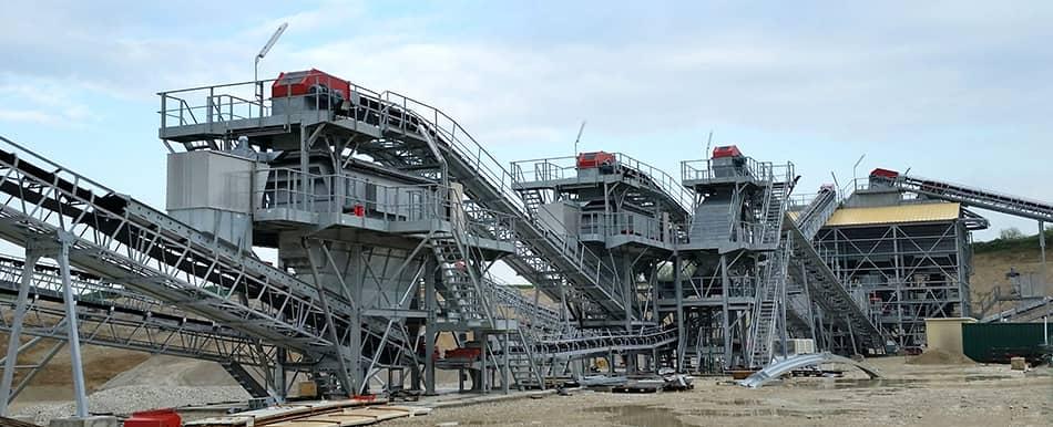 granite production in France