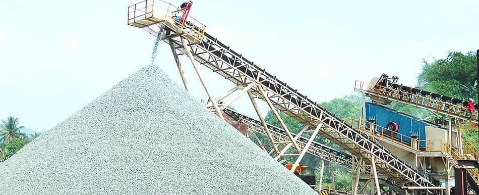 granite production in Indonesia
