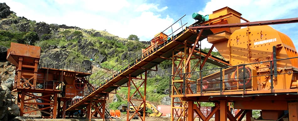 limestone crushing production in Fiji