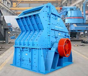 isp strong impact crusher