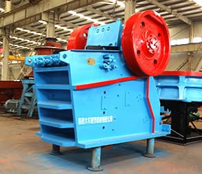 asj-e jaw crusher