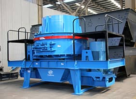 pls vertical impact crusher