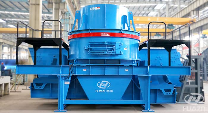 pls vertical impact crusher 1