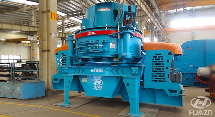 pls vertical impact crusher 2