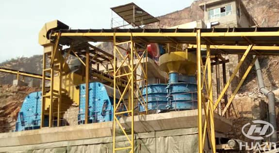 PFL complex crusher application 1
