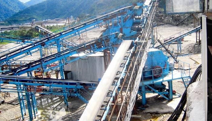 Luoyang Dahua impact crusher