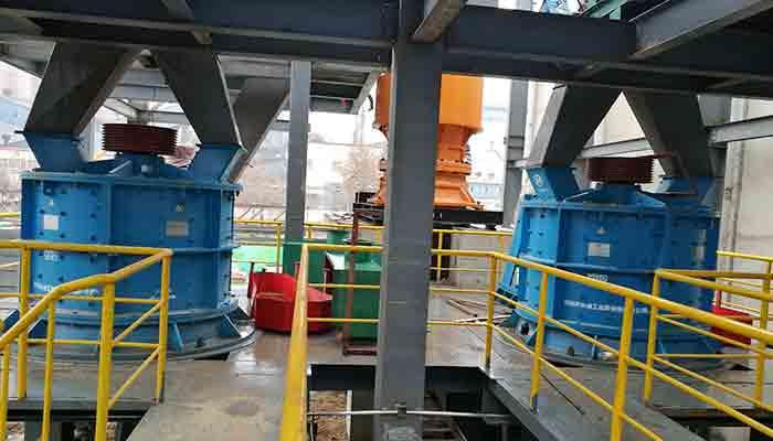 dahua stone crusher machine
