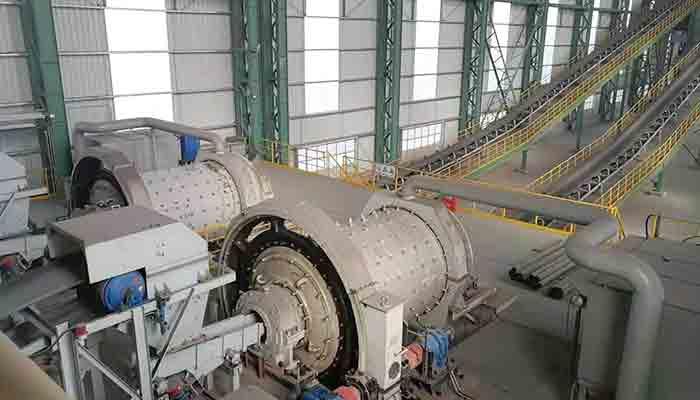 steel plant rod mill